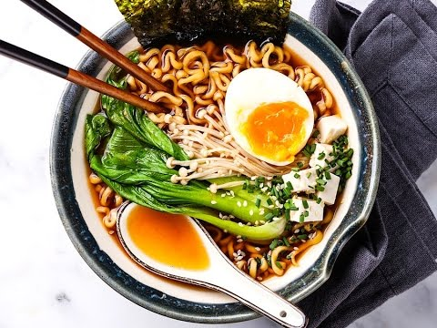 3 Ramen Noodle Recipes That Are Borderline Genius