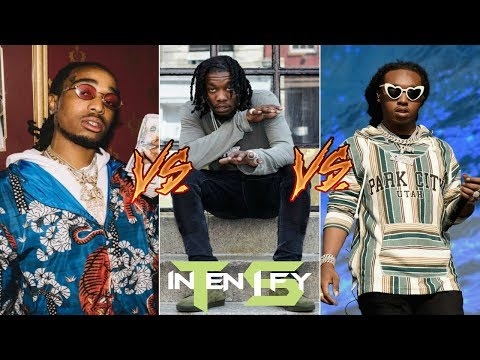 Quavo vs Offset vs Takeoff - Who Is Better? (Migos)