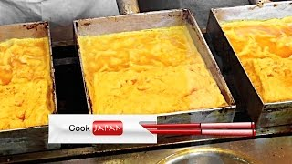 Tamagoyaki (Japanese Omelet), how to cook.