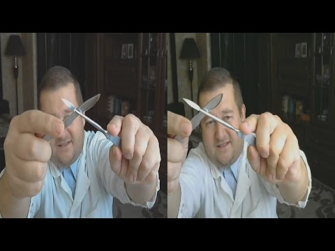 3D DOCTOR will help YOU ! ( side-by-side )