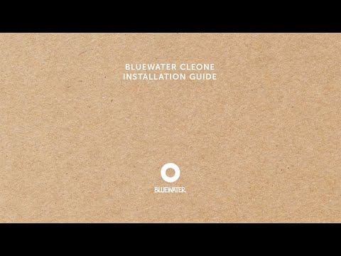 Bluewater Cleone Installation