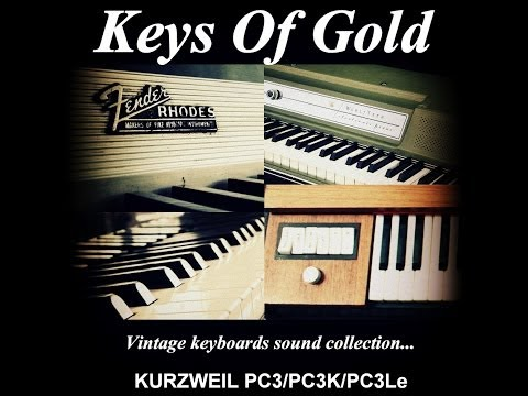 Kurzweil Keys Of Gold Part 1