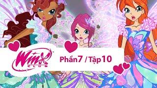 Winx Club - Winx Công chúa phép thuật - Phần 7 Tập 10 [trọn bộ]