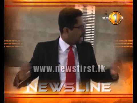 "Rajitha's Controversial Interview: ""MR is against Executive Presidency"" [VIDEO]"