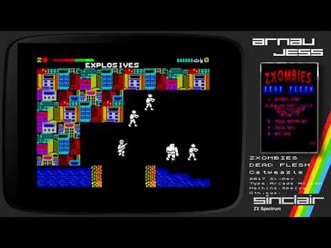 ZXOMBIES DEAD FLESH Zx Dev17 by Catweazle
