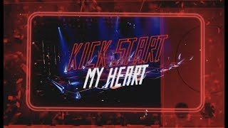 Mötley Crüe - Kickstart My Heart (Official Lyric Video 2020)