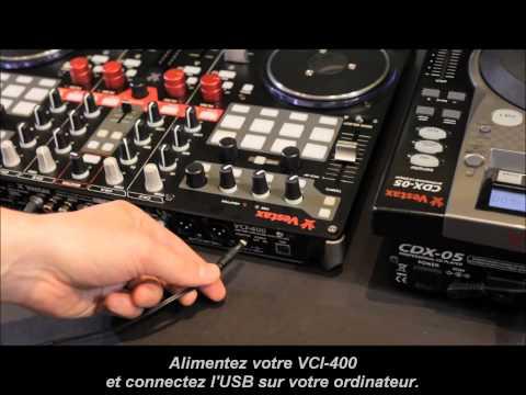 VCI-400 Stand alone mixer