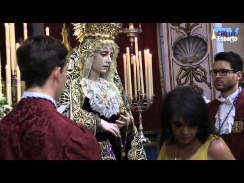 Besamanos extraordinario de la Virgen de la Concepción del Silencio