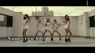 You're My Heart, You're My Soul '98 - Lời Việt [KARAOKE in Full HD]