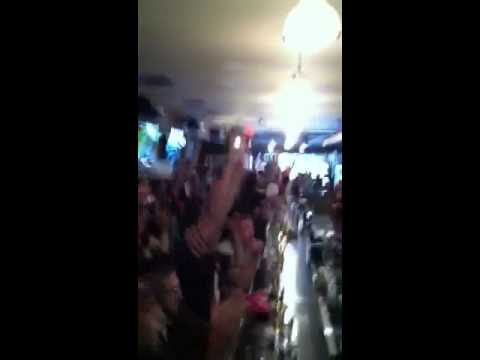 NYC Party Space – Tavern on Third reaction to Bears win