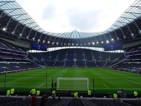 VIDEO - Siamo stati all'inaugurazione del nuovo stadio del Tottenham