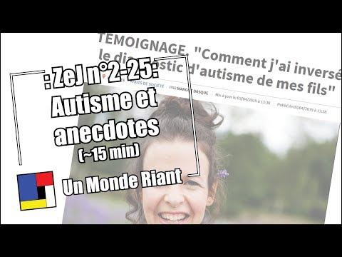Zététique et journalisme - #2-25 - Autisme et anecdotes
