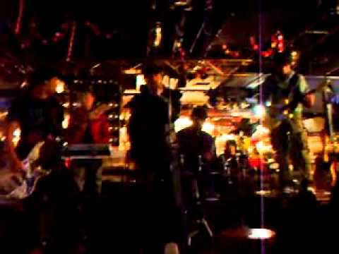 2011/12/30信樂團-回不去了 in 蘇州in酒吧(綵排)