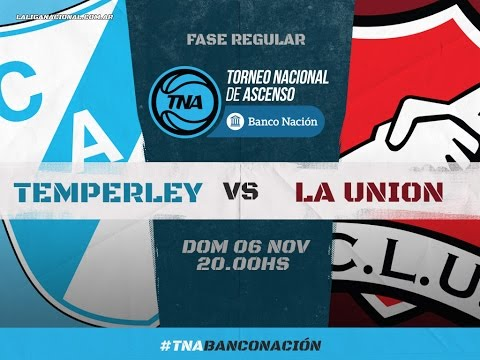 Union De Santa Fe vs Temperley