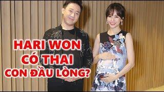 🔶 Trần Thành vui mừng vì Hari Won Có Thai con đầu lòng - TIN GIẢI TRÍ