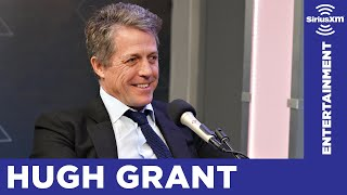 Hugh Grant's Thoughts on Meghan Markle & Prince Harry Leaving Britain