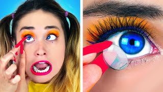 WEARING THE LONGEST NAILS FOR 24 HOURS – Girl problems with long nails musical by La La Life