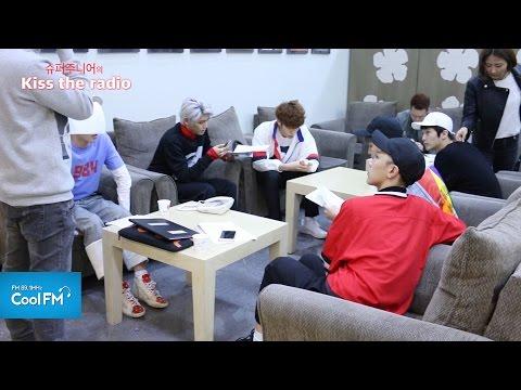 슈키라를 찾은 NCT U의 비하인드 영상! / 160415[슈퍼주니어의 키스 더 라디오]