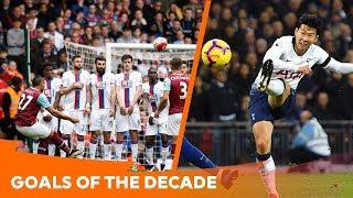 BEST Premier League Goals of the Decade | 2010 - 2019 | Part 2