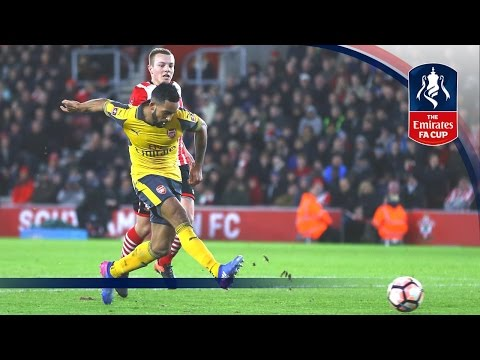 Every 4th Round Goal - Emirates FA Cup 2016/17 | Official Highlights