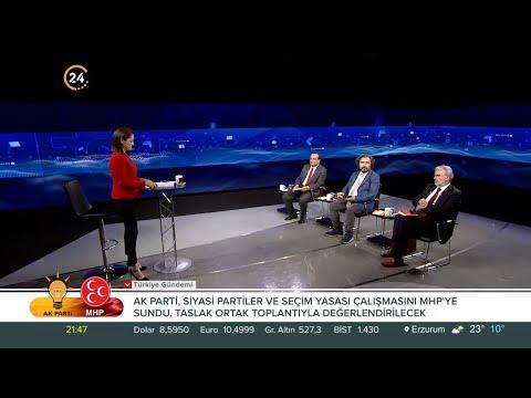 """İlknur Sağlam ile """"Esas Mesele"""" / Yeni Anayasa Çalışmaları – 02 06 2021"""