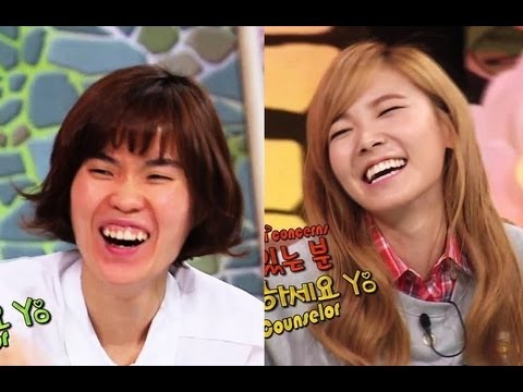Hello Counselor - The Funniest Women Special w/ Shin Bora, Park Jiseon & more! (2013.09.30)