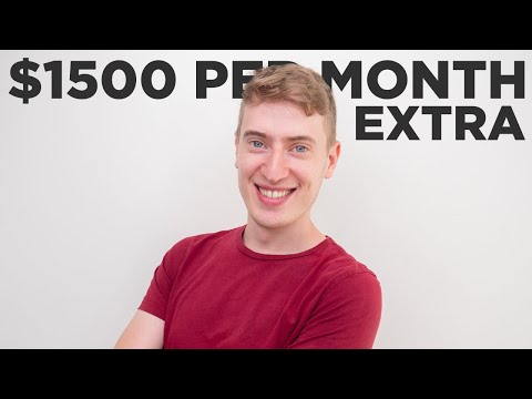 How to Make an Extra $1500 in the Next Month!
