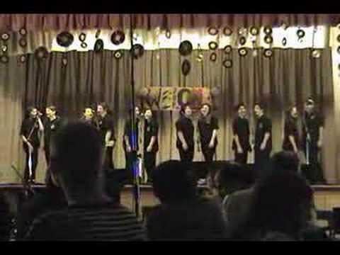 JGA Jazz Choir - Sir Duke