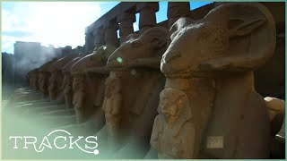 The Pyramids Of Egypt: Everything You Didn't Know | TRACKS