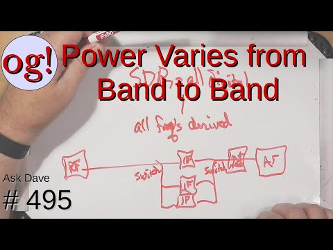 Power Varies from Band to Band (#495)