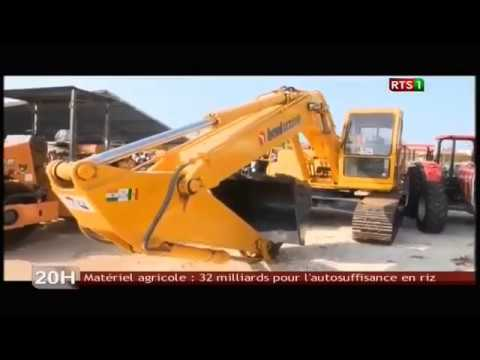 Macky Sall veut faire du Sénégal le grenier de l'Afrique de l'ouest
