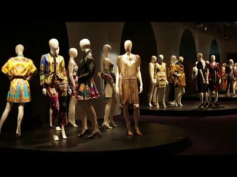 Gianni Versace Retrospecitive i Borås