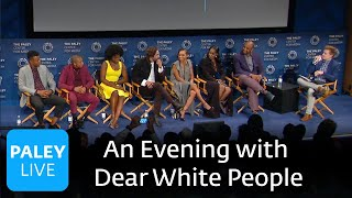 An Evening with Dear White People - Season Two Storylines