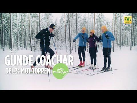 Gunde coachar inför Vasaloppet – Del 3. Mot toppen