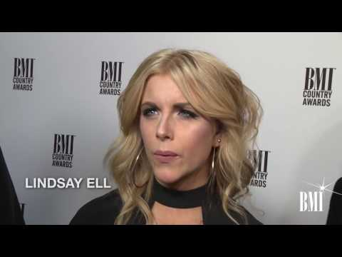 What Makes A Good Songwriter at the BMI Country Awards 2016