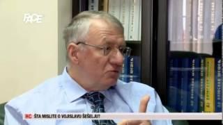 """Šešelj u CD-u: """"Srebrenica je najmračnija tačka na srpskoj strani."""""""