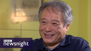 Ang Lee talks Trump, Taiwan, the Oscars and his new film - BBC Newsnight