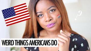 WEIRD THINGS AMERICANS DO SUB ITA