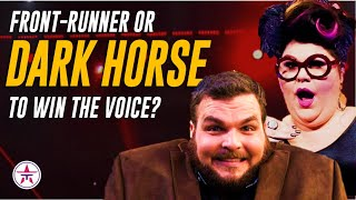 The Voice Top 10: Will This DARK HORSE Win The Voice 2019?