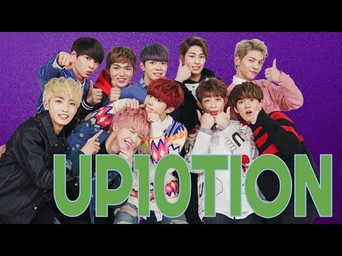Get to know each UP10TION member!