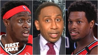Stephen A.: Look out for the Raptors this season!   First Take