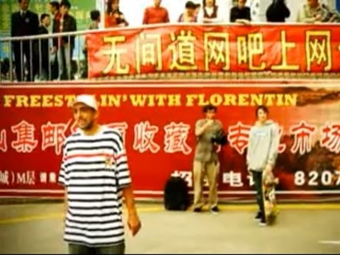 Visualtraveling - Freestylin' with Florentin (2008)