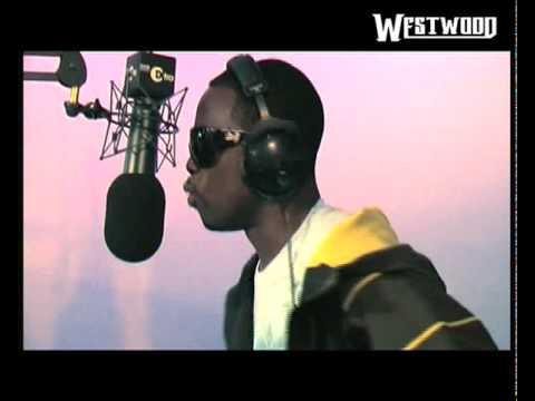 Ghetts freestyle - Westwood