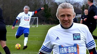 JIMMY BULLARD & PAUL MERSON play in a Sunday League match against Football Daily! | Soccer AM v FDFC