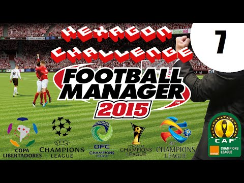 Pentagon/Hexagon Challenge - Ep. 7: Feast or Famine? | Football Manager 2015