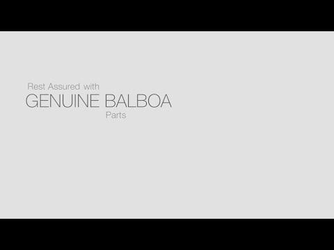 Genuine Balboa Parts