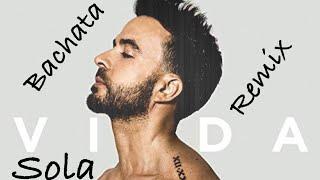 Sola - Luis Fonsi (Cover) Dj Tony Pecino (Bachata Version)