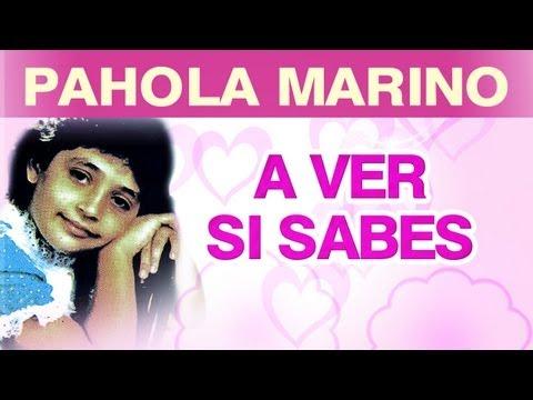 Pahola Marino - A Ver Si Sabes (musica)