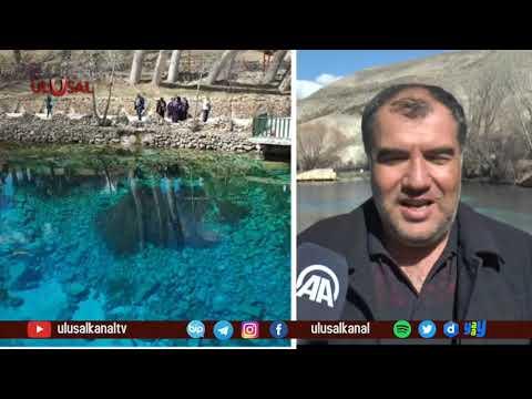 Sivas'ın doğal akvaryumu
