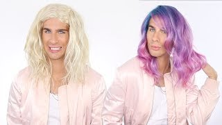 Old $100 wig gets an overhaul!